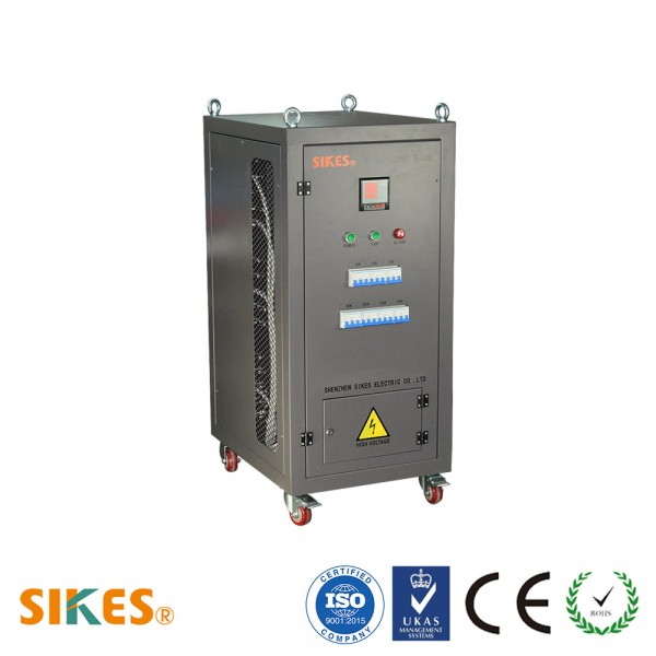 Resistive Load Bank AC 380V 45kw