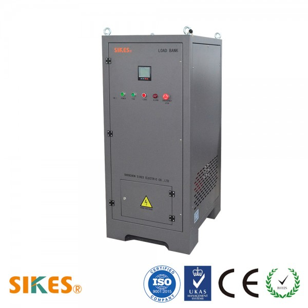 AC Resistive-Inductive Load Bank 175.8kva,for testing various performance parameters of electric vehicle motor drives