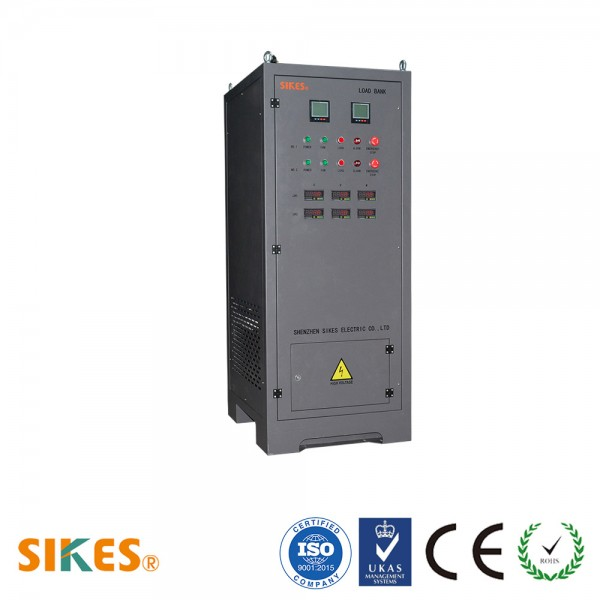 AC Resistive-Inductive Load Bank 82kva,for testing various performance parameters of electric vehicle motor drives