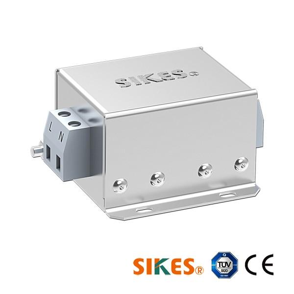 DC EMC/EMI-Filter DFT 10A