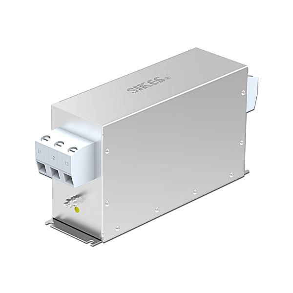 EMC/EMI Filter 3 phase Input, Rated current 100A [Vertical]