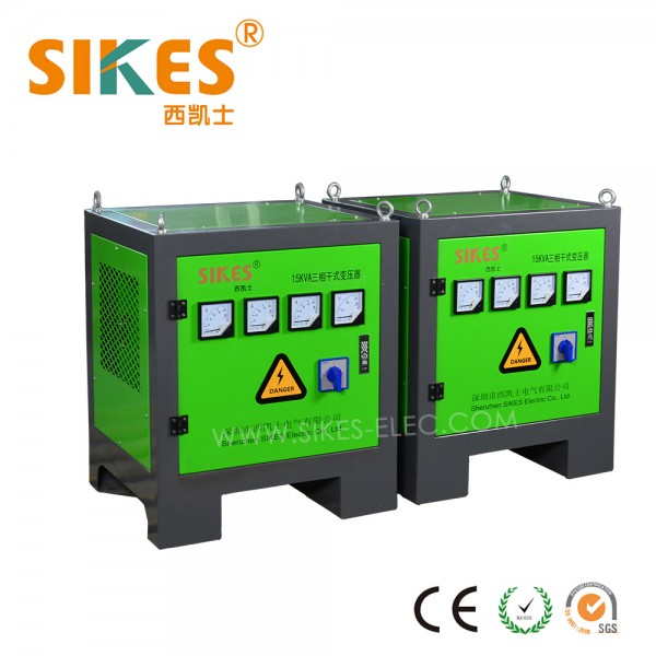 Power Isolation transformer SG 15KVA